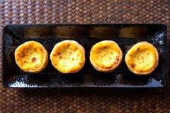 Пирог яичка Стоковые Изображения RF