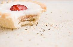 пирог bakewell стоковые изображения rf