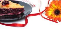 Пирог Cerry Стоковые Фотографии RF