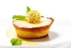 пирог cream десерта Стоковые Фотографии RF