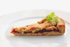 Пирог Linzer Стоковые Фото