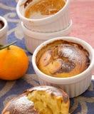 Пирог Tangerine Стоковые Изображения RF