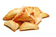 пирожки лука Стоковые Фото