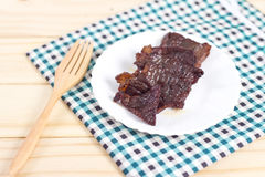 Пирожки мяса с свежей стоковое изображение