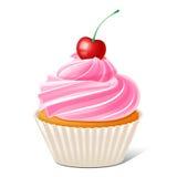 пирожне вишни Стоковая Фотография RF