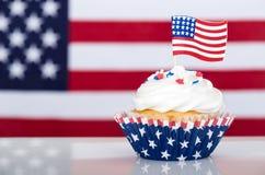 пирожне патриотическое Стоковое Фото