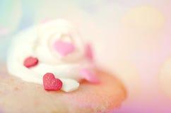 Пирожне сердца Стоковое Фото