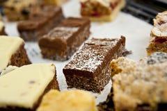 Пирожне шоколада Стоковые Фотографии RF