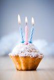 пирожне дня рождения Стоковое Изображение