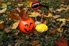 пирожне halloween Стоковое Изображение