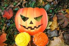 пирожне halloween Стоковые Изображения