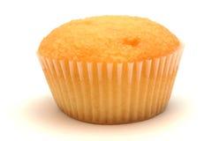 Пирожное на белизне стоковое фото