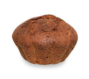 Пирожное на белизне Стоковые Фото