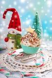 Пирожное рождества Стоковые Фотографии RF