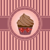 Пирожное бесплатная иллюстрация