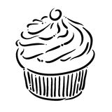 Пирожное Стоковые Изображения