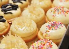 Пирожное Ballst радуги мини Стоковое Фото