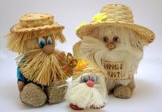 Пирожные братьев собранные для того чтобы отпраздновать новую стоковые изображения