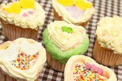 Пирожные валентинки Стоковые Изображения RF