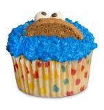 Пирожные изолированные на белизне, малые торты Стоковые Изображения RF