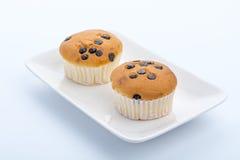 Пирожные обломока шоколада Стоковое Изображение RF