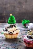 Пирожные праздника Стоковое Изображение RF