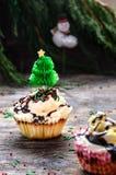 Пирожные праздника Стоковые Изображения RF
