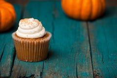Пирожные специи тыквы Стоковые Изображения RF