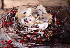 Пирожные сыра Стоковые Фото