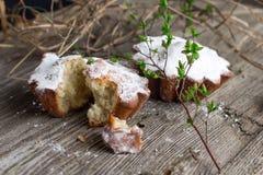 Пирожные творога Стоковые Фотографии RF