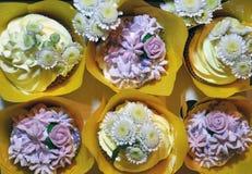Пирожные, торты Стоковые Фотографии RF