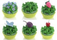 Пирожные травы помадки Стоковые Фотографии RF