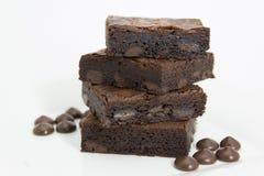 Пирожные шоколада Стоковое Изображение