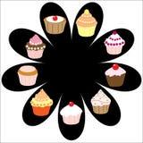 Пирожные Стоковая Фотография