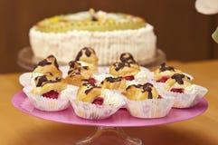 Пирожные Стоковые Изображения RF
