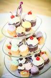 Пирожные Стоковая Фотография RF