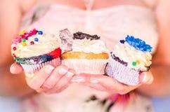 Пирожные Стоковые Изображения