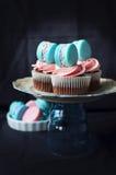 Пирожные Macaroon стоковая фотография