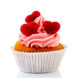 Пирожня влюбленности Стоковое Изображение