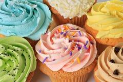 пирожня дня рождения Стоковое Изображение RF