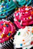 пирожня миниые Стоковые Фото