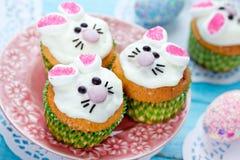 пирожня пасха зайчика Стоковая Фотография