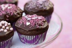 Пирожня шоколада Стоковые Фото