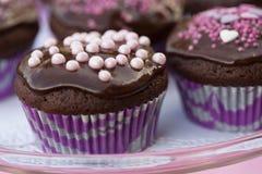 Пирожня шоколада Стоковая Фотография RF