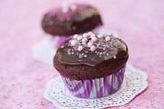 Пирожня шоколада Стоковое Изображение RF