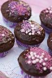 Пирожня шоколада Стоковое Фото