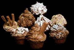 пирожня шоколада Стоковые Изображения