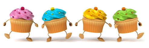 пирожня иллюстрация штока
