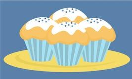 пирожня Стоковые Фотографии RF