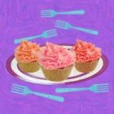 пирожня Стоковое Изображение